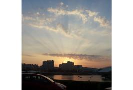 Закат над Свислочью_мини