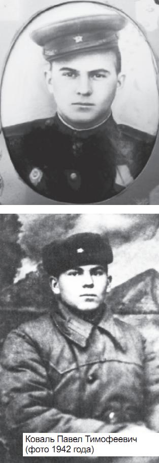 Павел Тимофеевич Коваль