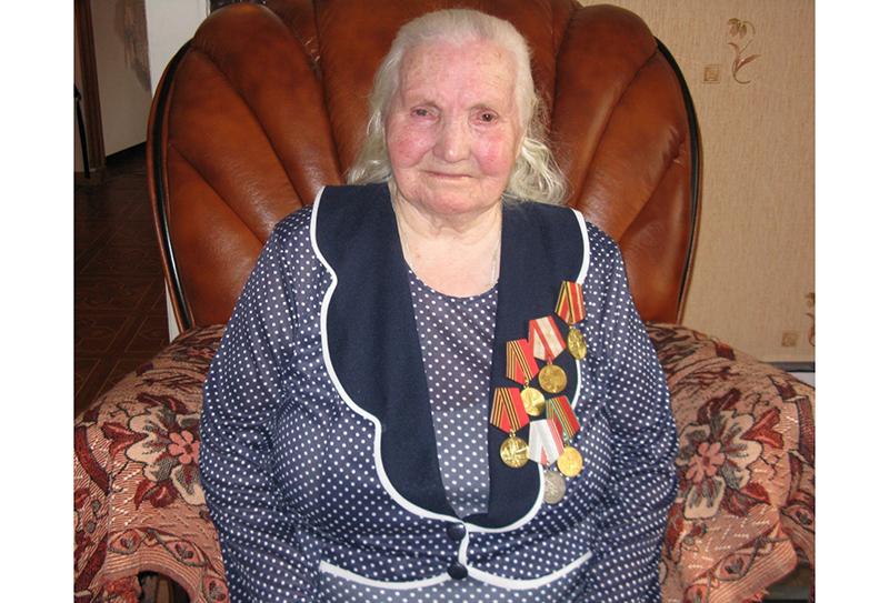 Клавдия Андреевна