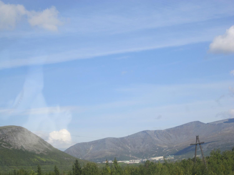 город Кировск Мурманской области