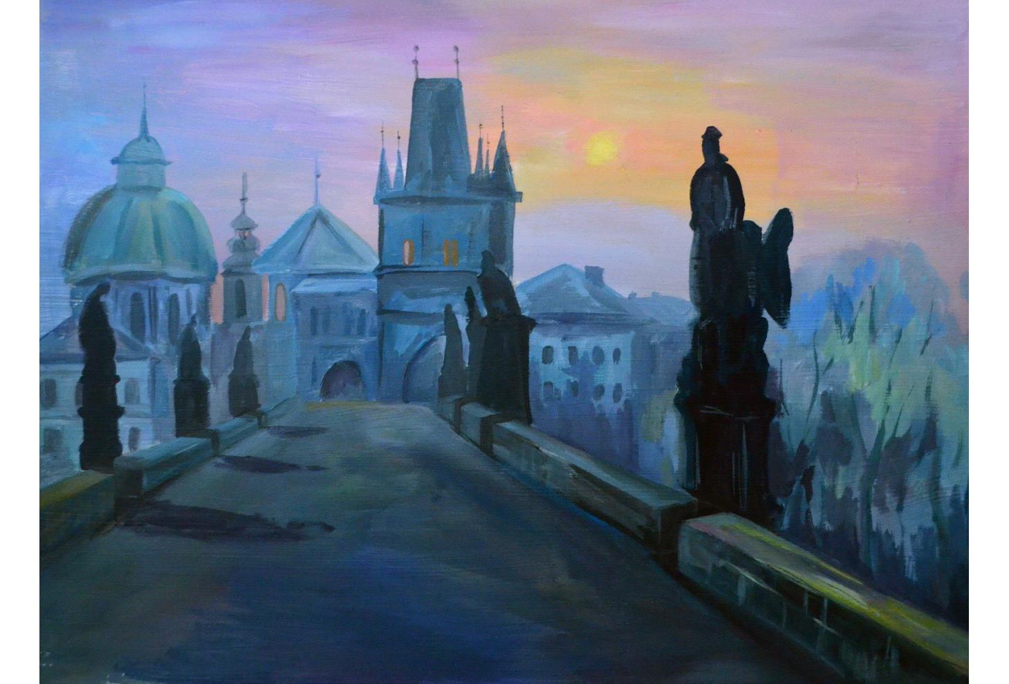 Прага Мария Ашейчик