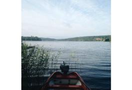Екатерина Мордачёва лодка