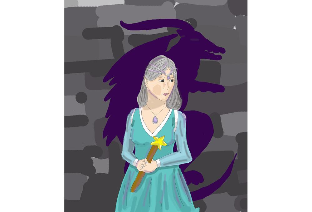 Дракон Алиса Солдатова