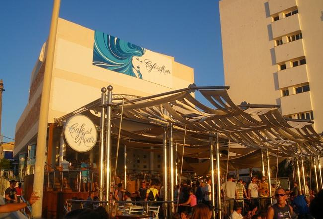 «Café del Mar» — музыка моря, фото Игнатия Михайлова