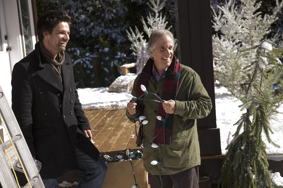 «Лучшее время года», кадр из фильма