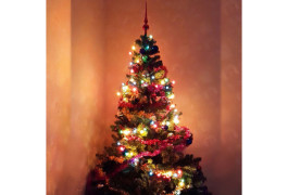 Как создать себе новогоднее настроение, фото Юлии Литвиненко