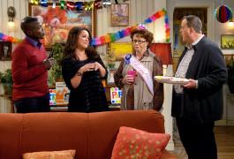 Кадр из сериала Майк и Молли
