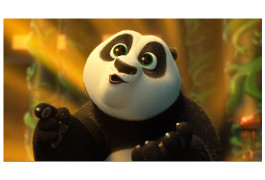 Кунг-фу панда 3, кадр из мультфильма