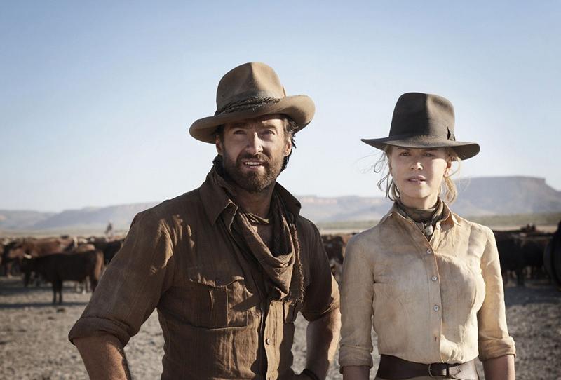 кадр из фильма Австралия