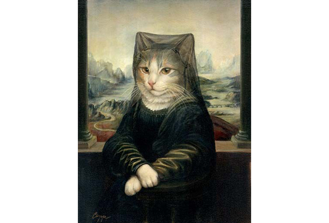 picture Mona Kitti - Melinda Copper