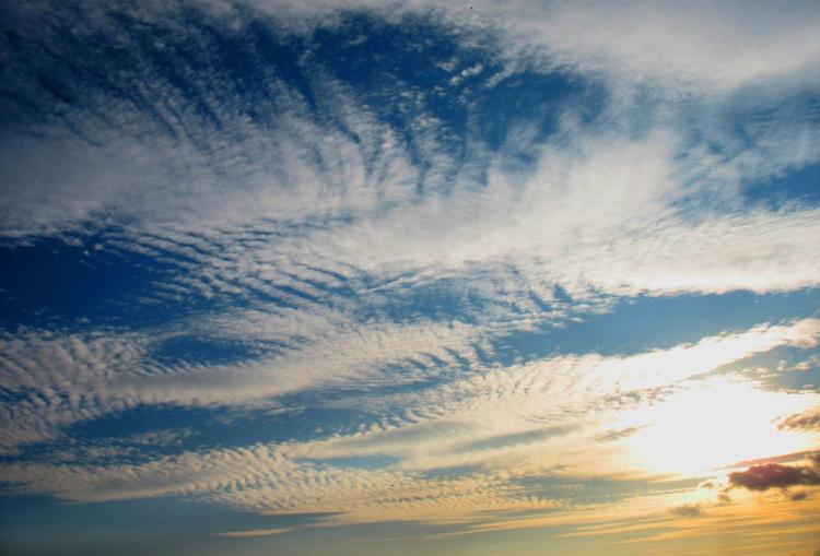 небо фото Ольги Леоновой