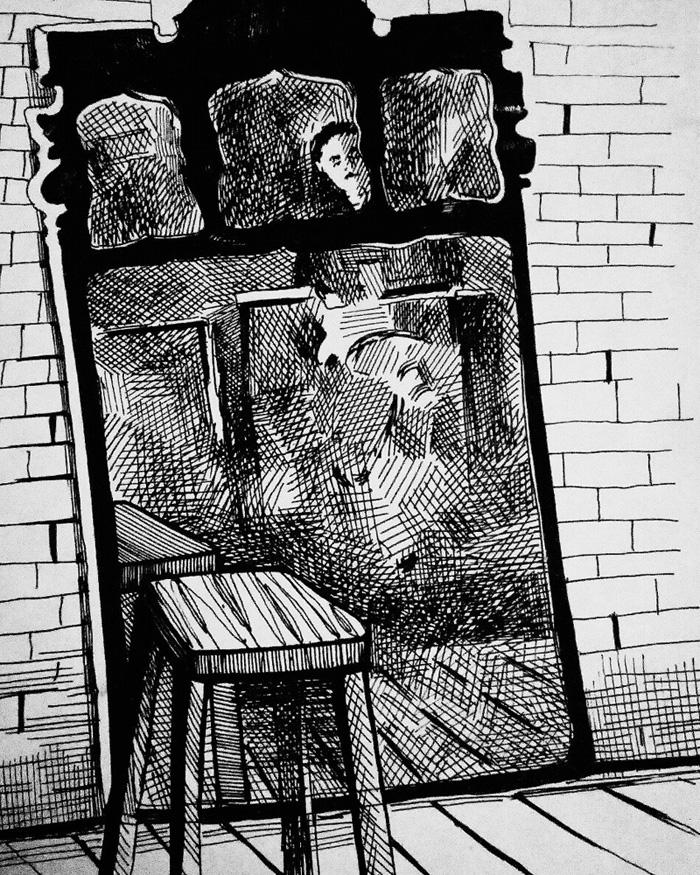 рисунок Анастасии Успенской